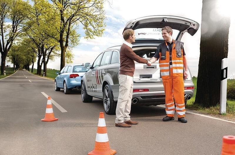 Store Your Vehicle�s Roadside Assistance Number