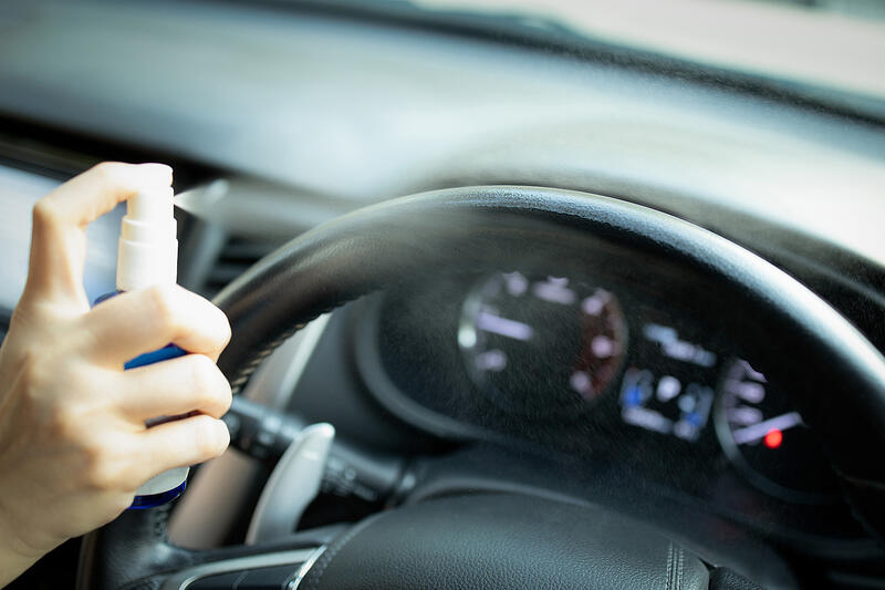 Do's and Don'ts Of Cleaning Your Car During the Coronavirus Pandemic