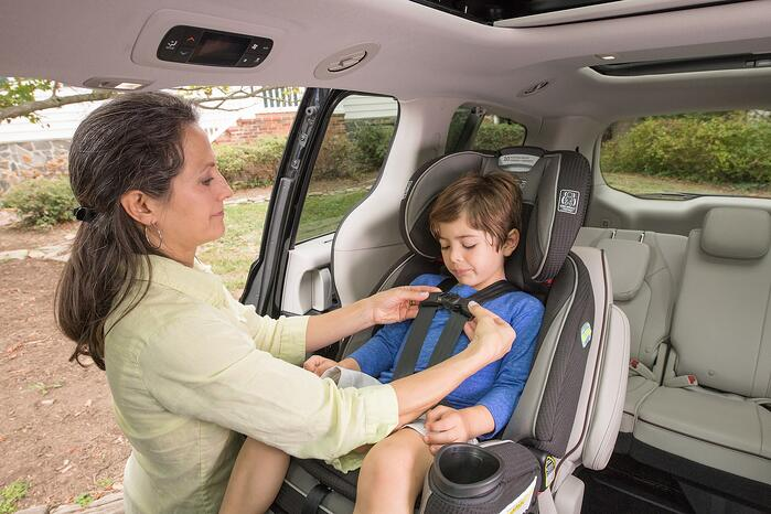 Everything You Need to Know About Child Safety Seats