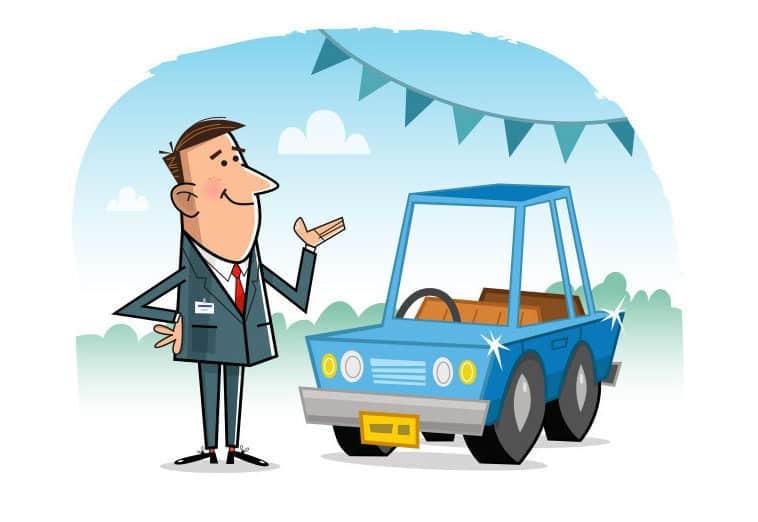 True Stories From A Former Car Dealer #24: Dick