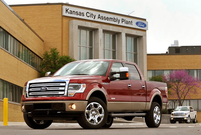 Ford Recalls Nearly 1.5 Million F-150s Due To Crash Concern