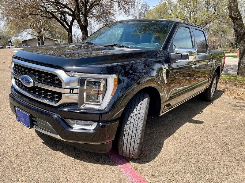 Pickup Truck Wars! First Quarter 2021 Sales Results