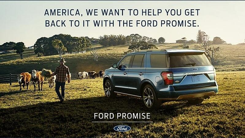 New Ford Promise Program Allows Eligible Buyers To Return Vehicle Due to Job Loss