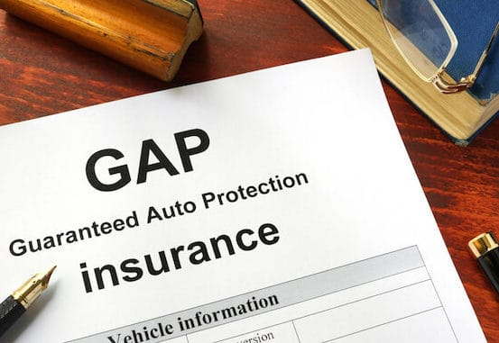 Explaining GAP Insurance And Why You Need it