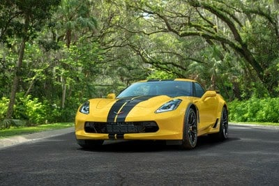 Get Yourself A Bargain On A Special Edition Corvette Z06