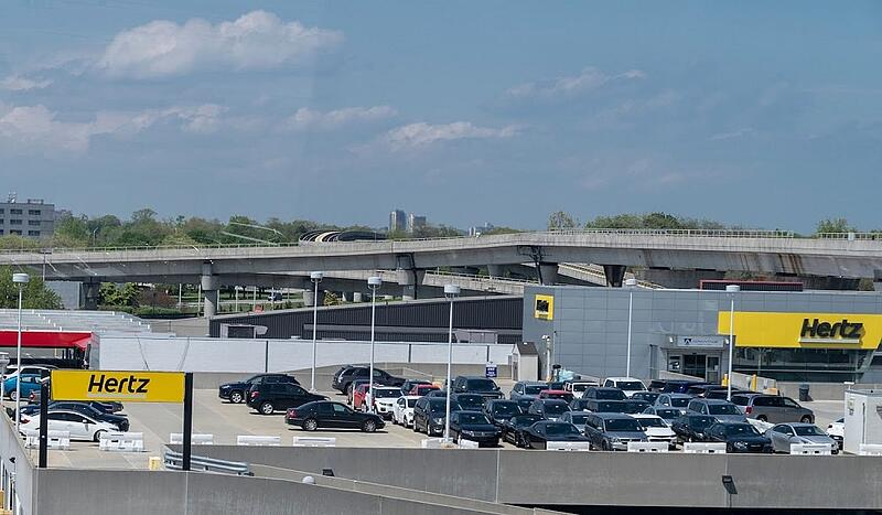 Hertz Files For Bankruptcy Citing COVID-19 Pandemic