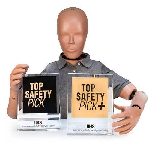 IIHS Announces 2021 Top Safety Picks