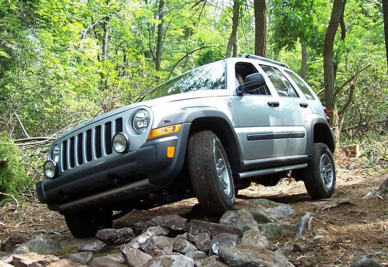 Chrysler Recalls 239,000 Jeep Liberty Vehicles