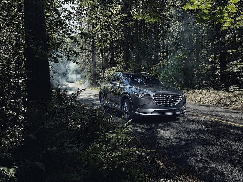 2021 Mazda CX-9 Adds Technology, New Carbon Edition Trim