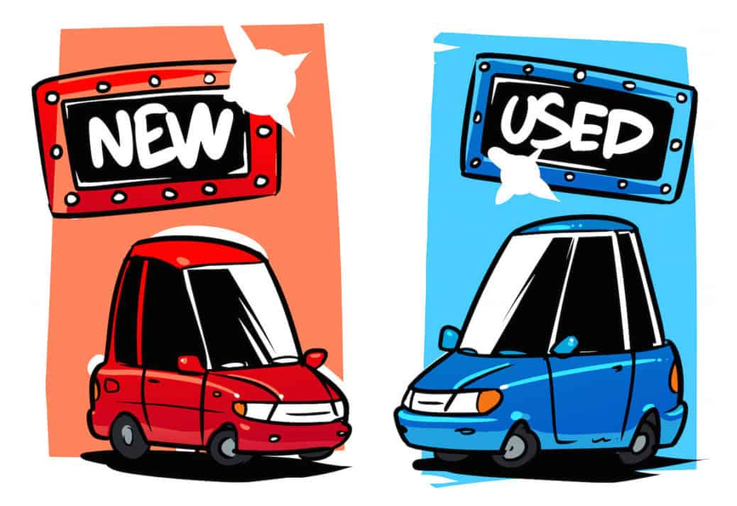 Why Some Used Cars Cost More Than New Ones