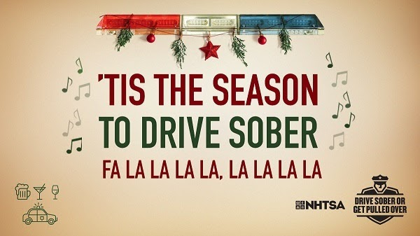 New Year�s Warning: Don�t Drink and Drive