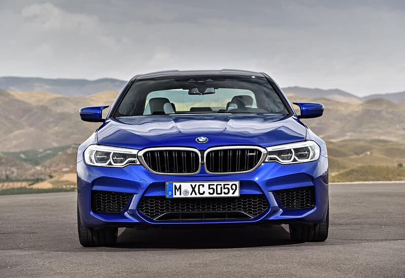 2018 BMW M5 Recall: Fuel Gauge May Read Higher Than Actual Level