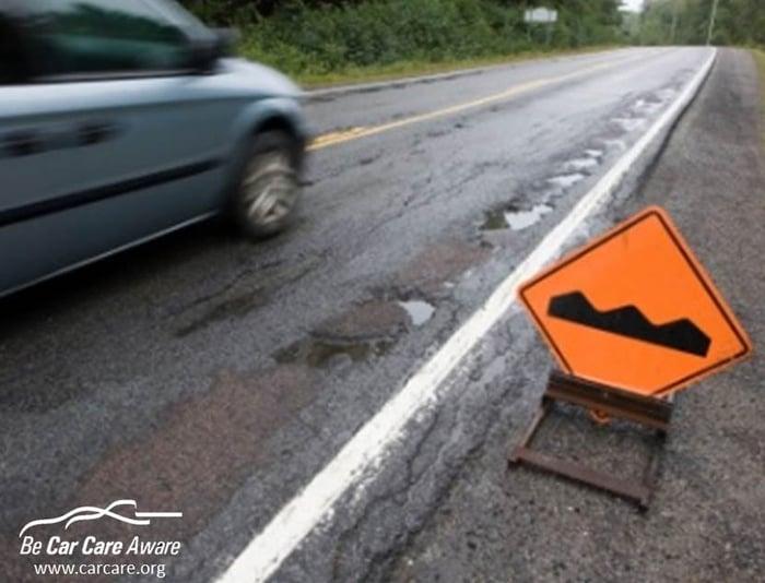 Beware the Dreaded Pothole