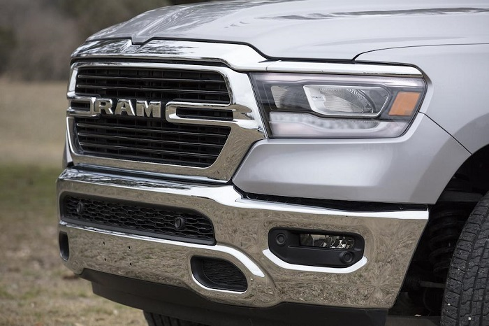 FCA Recalls 882K Ram Pickups To Fix Brake and Steering Issues