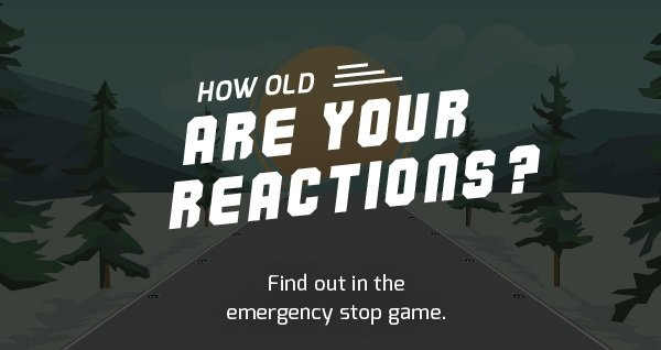 Just For Fun: Test Your Reaction Time While Driving