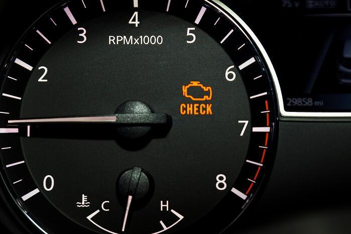 Why Is Your Check Engine Light On And How Much To Fix It?