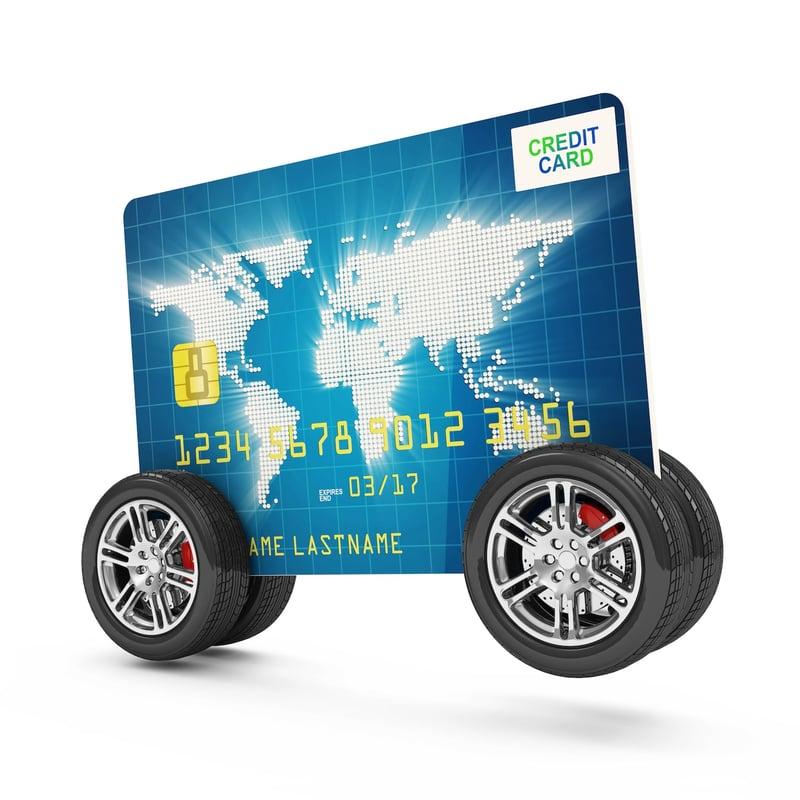 How Credit Scores Impact Automotive Financing