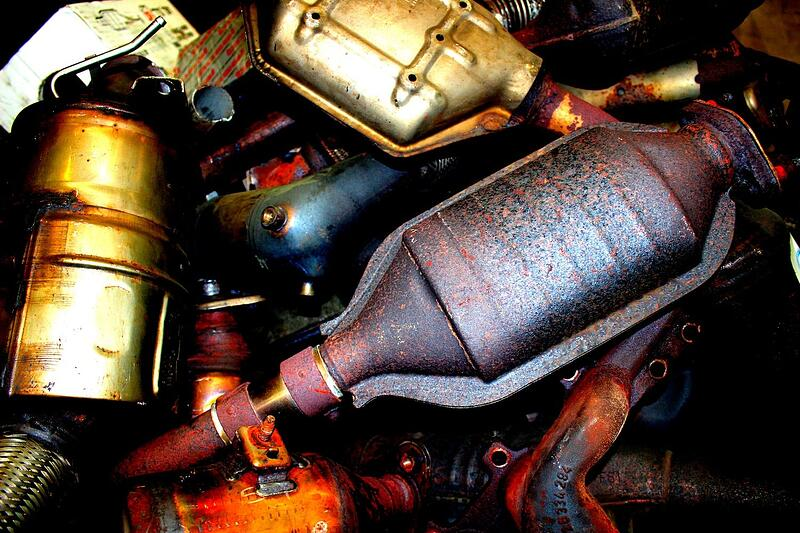 NICB Urges Texas To Enact Catalytic Converter Theft Laws