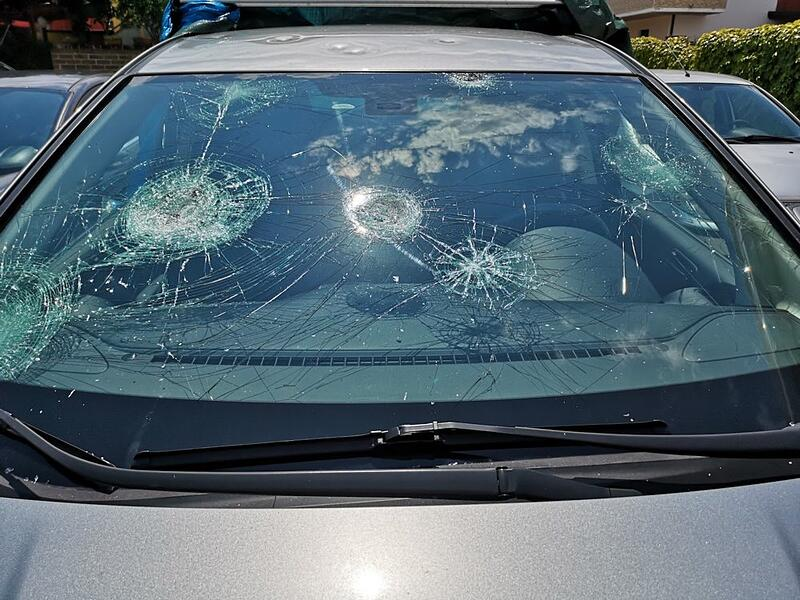 Texas Leads States With The Most Hail Damage Claims