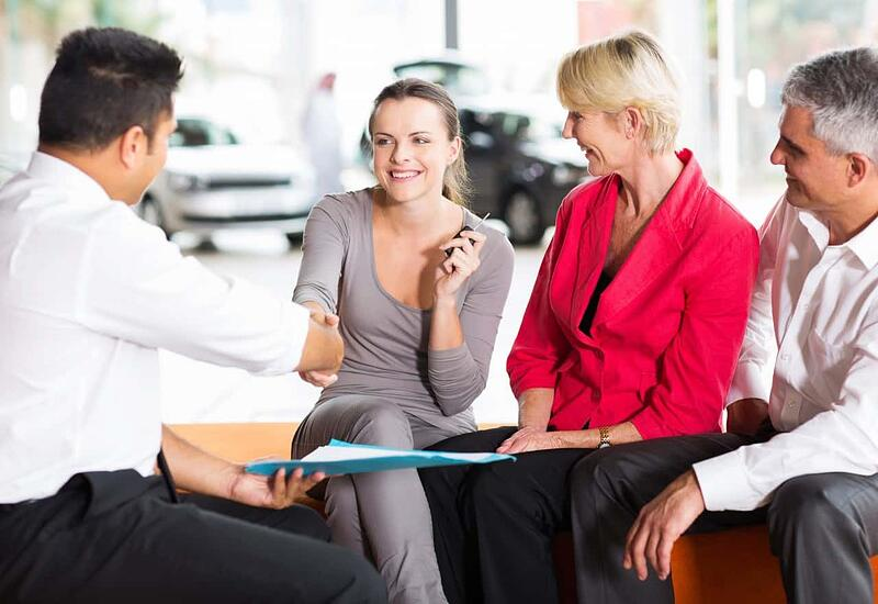 The Dangers Of Co-Signing An Auto Loan
