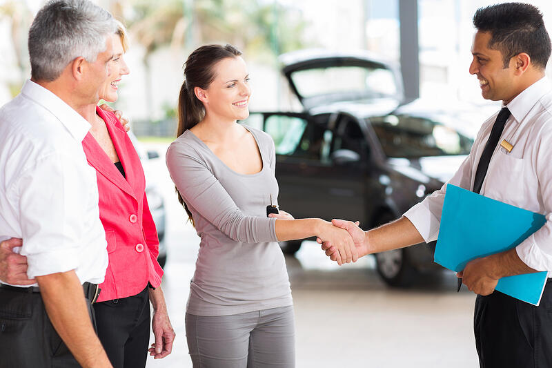 How First-Time Car Buyers Should Shop For A New Vehicle