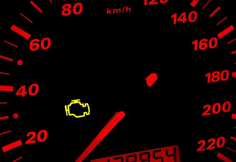 States with Lowest, Highest Check Engine Light-Related Auto Repair Costs