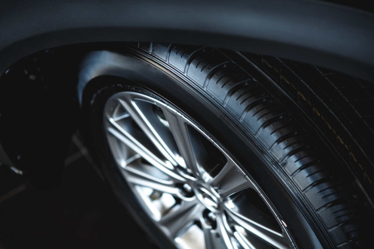 Tires Are The Most Important Safety Feature On Your Car