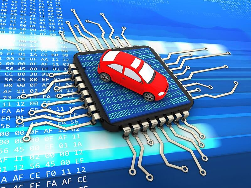 Market Update: Microchip Shortage Impacts Automakers