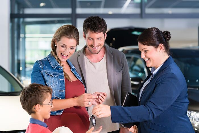 Car Buying Tips For Growing Families