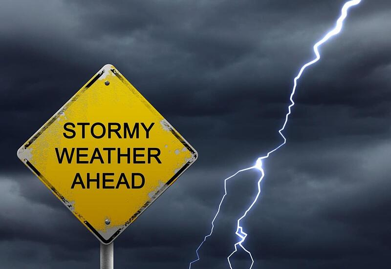 Hail Damage, Spring Storms, & Bad Weather Driving