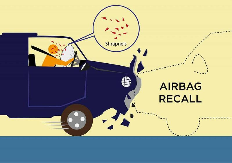 What To Do If Your Car Has An Airbag Recall