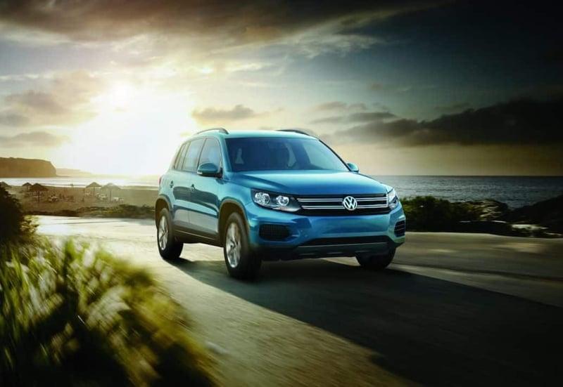 2018 Volkswagen Tiguan Recall Over Rear Shock Absorbers