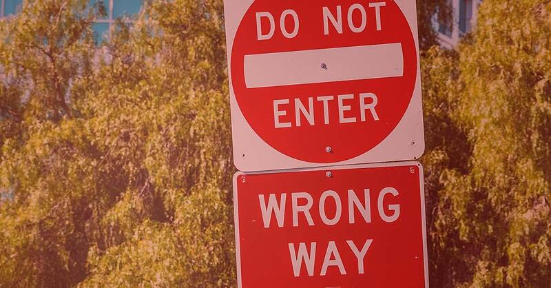 Wrong Way Crashes On The Rise Significantly