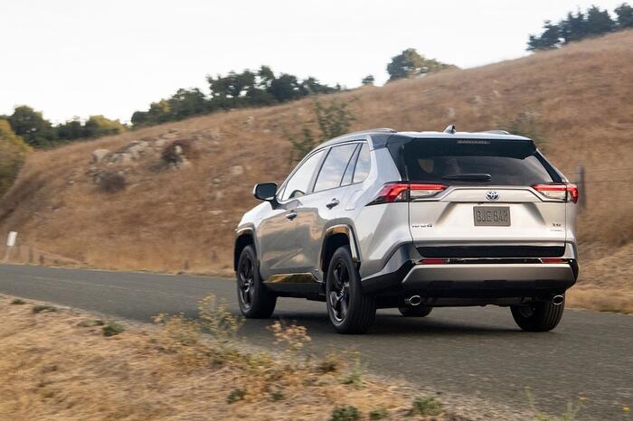 25 Best-Selling SUVS Of All Sizes August 2021
