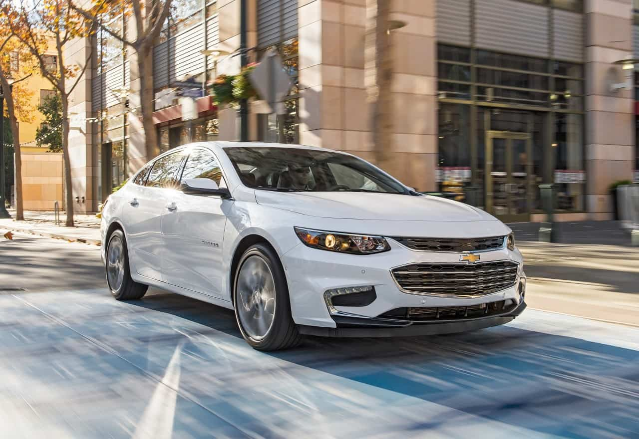 2016 Chevrolet Malibu 2LT Review and Test Drive