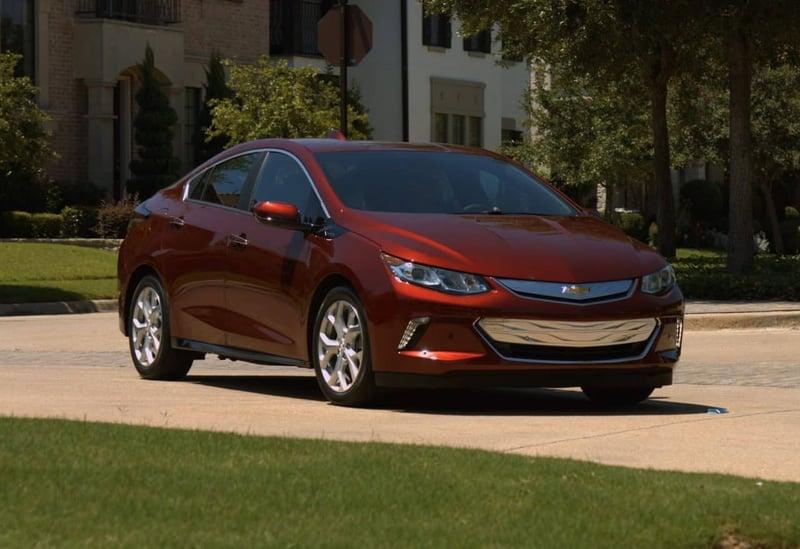 2017 Chevrolet Volt Plug-In Hybrid Review