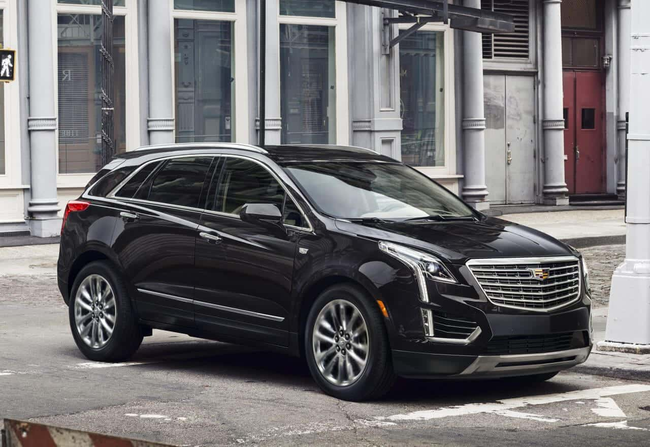 Test Drive: 2017 Cadillac XT5 Review