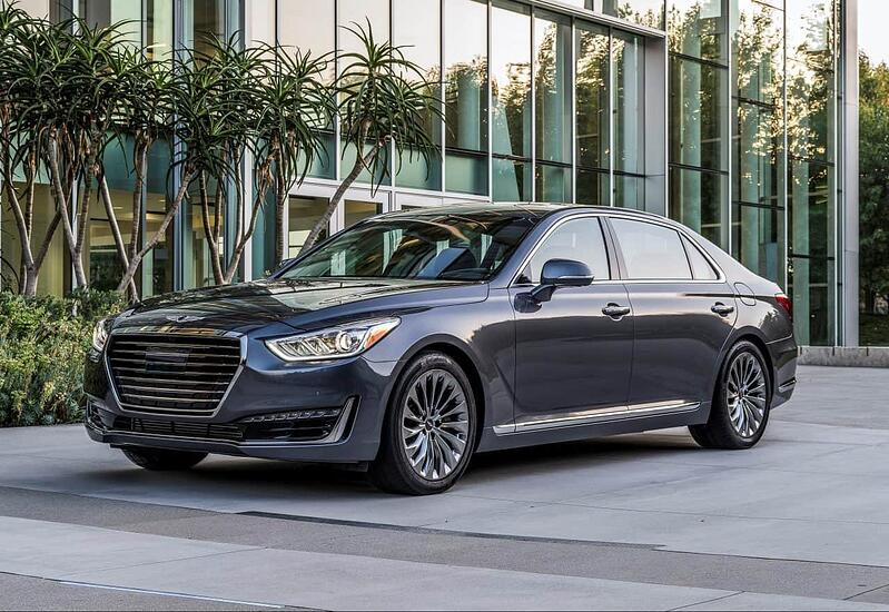 2017 Genesis G90 Review and Test Drive