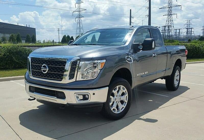 2017 Nissan Titan XD SV Review and Test Drive