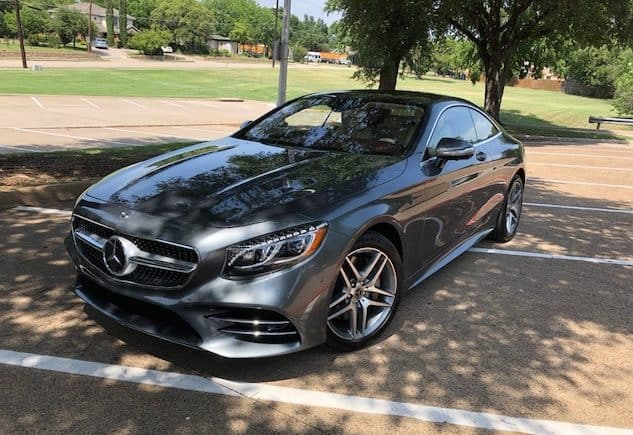 The 2018 Mercedes-Benz S560 Is The Coupe Your Neighbors Will Covet