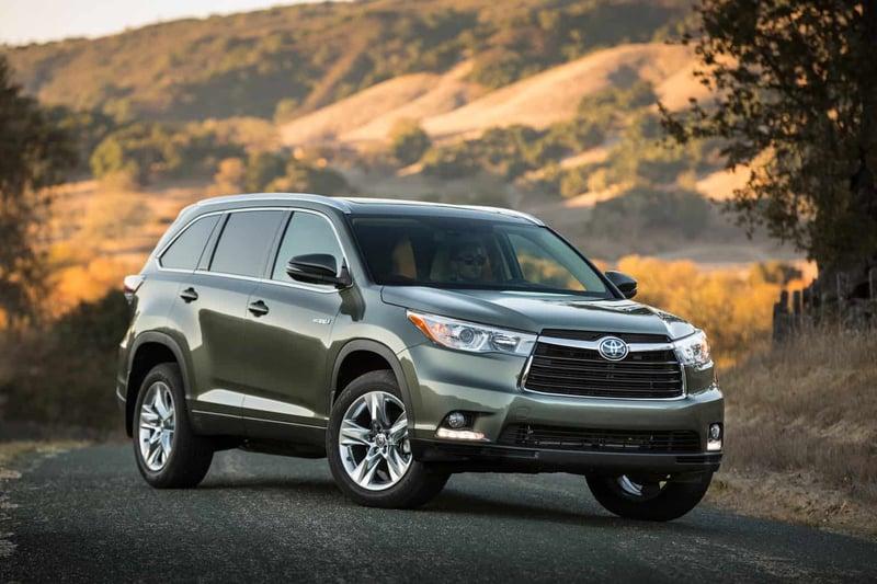 Rapid Review: 2014 Toyota Highlander Hybrid