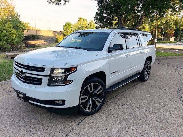 The 2018 Chevrolet Suburban RST Goes All In on Comfort, Size, Utility and Value