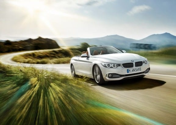 2014 BMW 435i Convertible Review and Test Drive