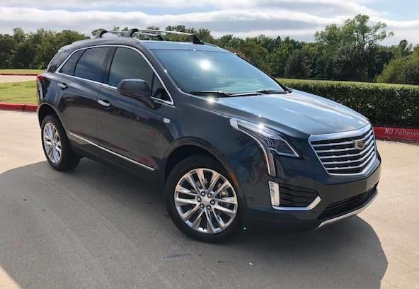 2019 Cadillac XT5 Platinum AWD Hits And Misses