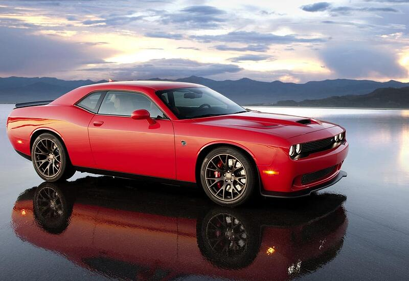 2015 Dodge Challenger SRT Review and Test Drive