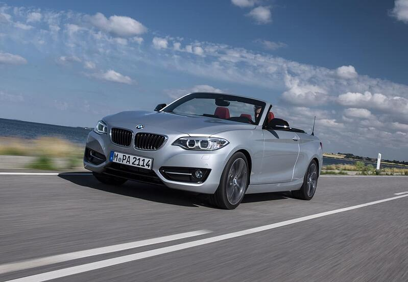 2015 BMW 228i ConvertibleReview