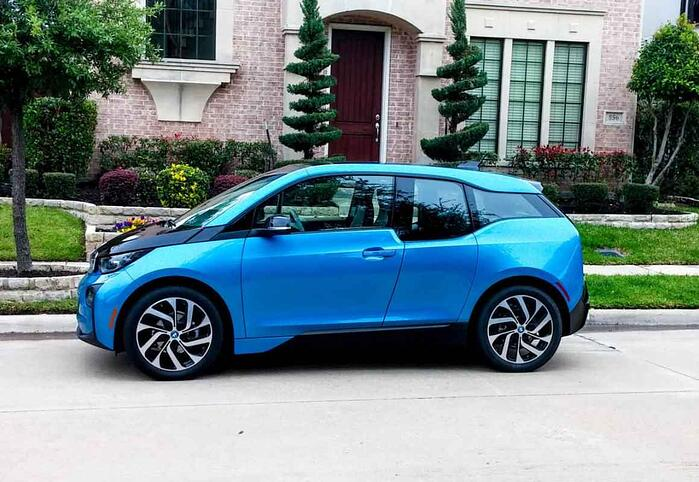 2017 BMW i3 Review and Test Drive