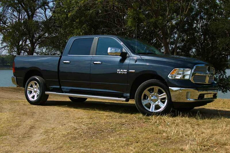 2017 Ram 1500 Lone Star Silver Edition Crew Cab Review and Test Drive