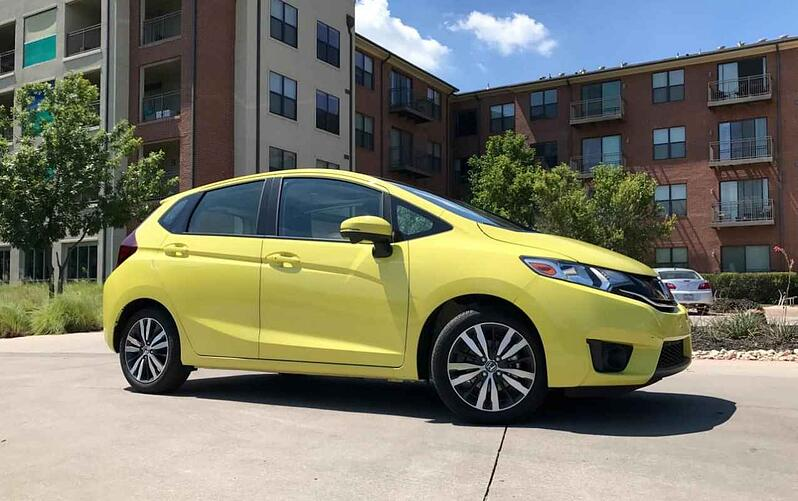 2017 Honda Fit EX-L Review and Test Drive