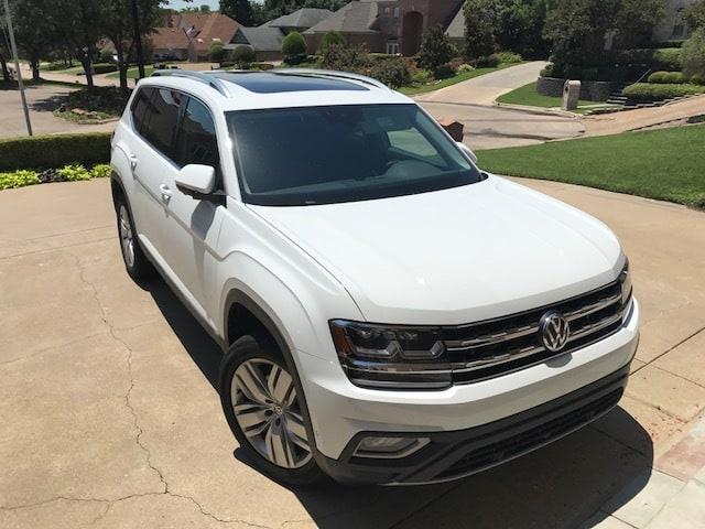 2018 Volkswagen Atlas SEL Premium Test Drive
